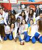 Entrega de Trofeos Cto. España Cadete Femenino