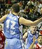 Roberto Morentin cuajó un gran partido (Foto: Emilio Cobos/FEB)