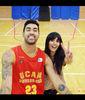 Lima y Ana Albadalejo en #BasketLover