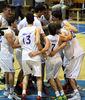 Euforia del CB Prat por llegar a la final (foto basquetmaniàtic)