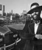 Walt Frazier, Mahattan y su Rolls (Foto: Bettmann/CORBIS).