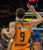 Sam Van Rossom, el faro de Valencia Basket.