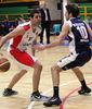 Iván Matemalas y Sergio Llorente, dos de los protagonistas de las semifinales playoff