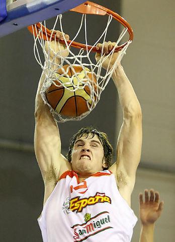 Xavier Rabaseda en el último Europeo U20 (foto FIBA Europe)