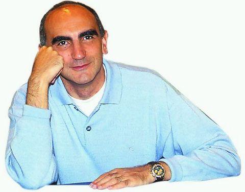 Miguel Ángel Paniagua, nuevo blogger de Solobasket (Foto Cortesía de Gigantes del Basket)
