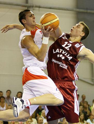 Pere Tomas, entre la ACB y la LEB Plata (foto FIBA Europe)