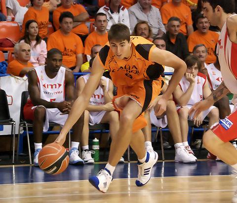Alberto Jodar debutó en ACB (foto: FM)
