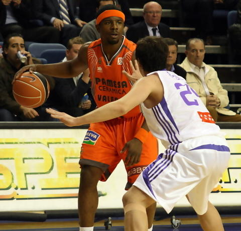 Shammond Williams (Foto: JML)