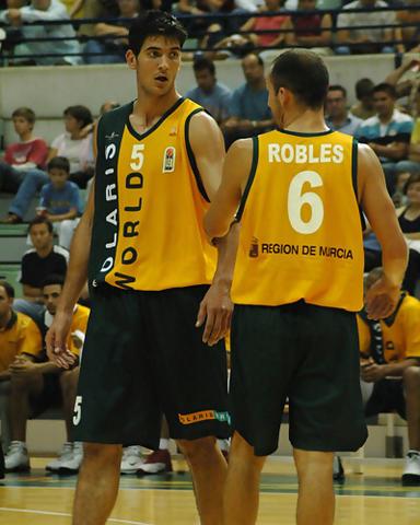 Juanjo Triguero con Polaris World Murcia (OTÓN)