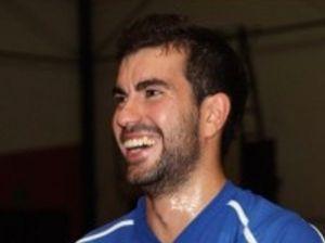 Roberto de la Rosa a seguir su progresión en el CB Prat