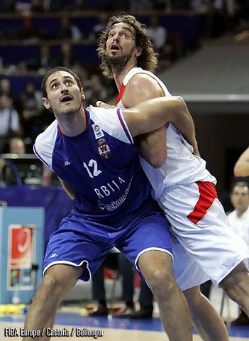 Pau Gasol se convierte en el MVP y máximo anotador del torneo (Foto: FIBA.COM)