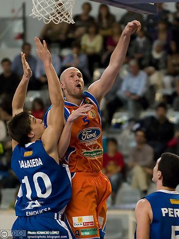 Zach Morley.    Foto: Ignacio López