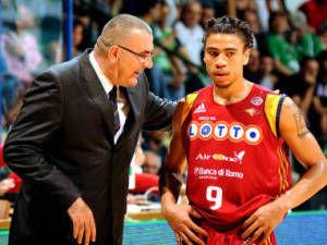 Ibrahim Jaaber es el máximo anotador en la LEGA. (Foto: Lottomatica Roma)