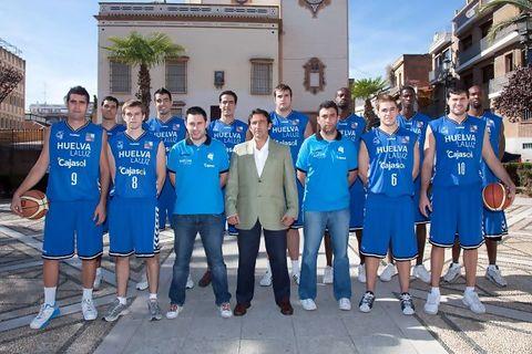 Huelva La Luz jugará la Copa LEB Plata junto a Lobe Huesca (Foto: CD Huelva)