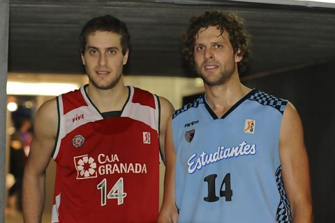 Duelo entre hermanos Jasen (ACB PHOTO/A.Martin)