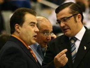 Paco junto a Gustavo Aranzana (Foto: FEB.es)