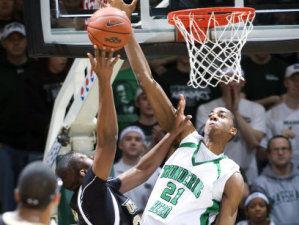 Hassan Witheside, la nueva sensación en la NCAA (www.herdzone.cstv.com).