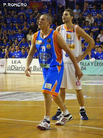 Iván Corrales fue la clave del partido (Foto: Pablo Romero)
