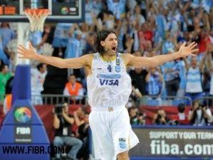 Luis Scola centrará todas las miradas en cuartos (Foto FIBA)