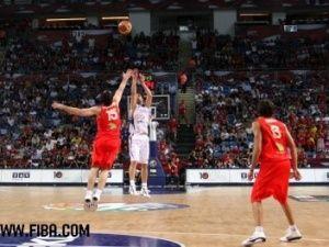 El triple ganador de Teodosic (Foto FIBA)