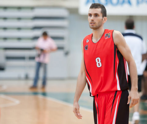 Xavi Puyada dirigiendo (Foto: CB Murcia)