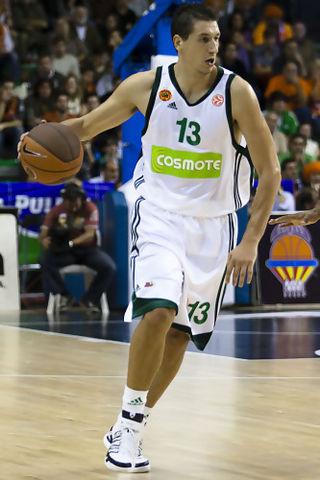 Dimitris Diamantidis (Foto: Lafargue)