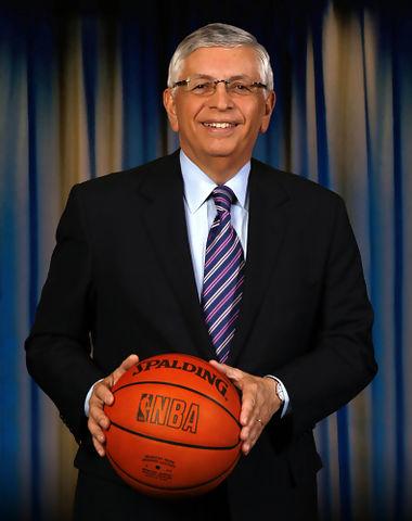David Stern (www.nba.com).