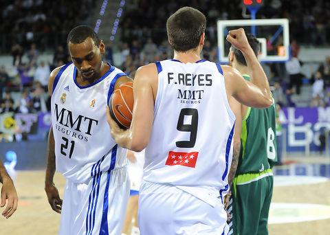 Felipe Reyes, apuesta ganadora (Foto: ACB PHOTO / Sonia Cañada)