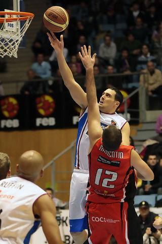 Miquel Feliu fue importante para su equipo (Firmar: Jorge G. Marqués / FEB)