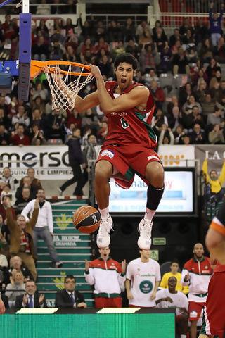 Augusto Cesar Lima, doble-doble (ACB Photo/Fermín Rodrígguez)