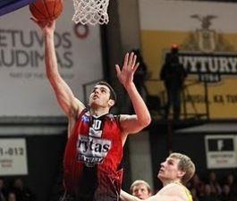 Dejan Borovnjak en Lietuvos (Euroleague).