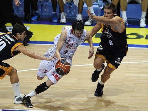 Pau Ribas volvió a estar a gran nivel (ACB PHOTO / Nuria González)