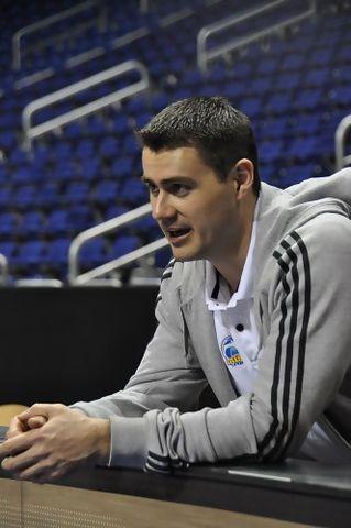 Mauricio Parra, un entrenador con larga trayectoria, a pesar de su juventud