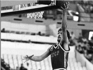 En el Eurobasket 1987 descubrimos a Sarunas Marciulionis (Foto FIBA)