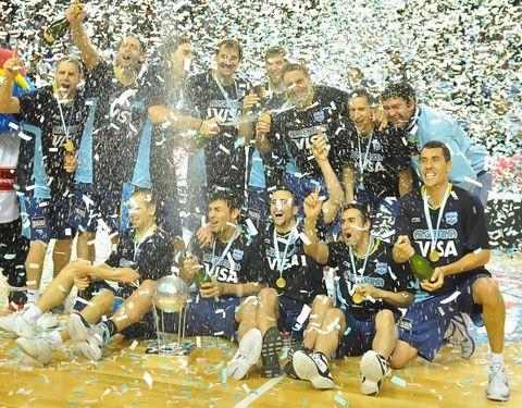 Argentina campeón