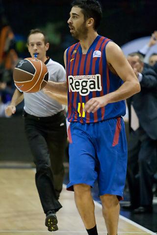 Juan Carlos Navarro (Foto: Lafargue)