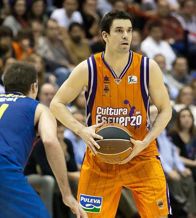 Rafa Martínez busca compañero (Foto: Lafargue)