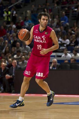 San Emeterio acabó con 21 puntos (Foto: Juan Carlos García Mate)