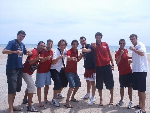 La Banda de Isma (plantilla del Gandía Aguas de Valencia 2005-2006)