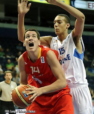 Fran Guerra vuelve a la selección dos años después (foto FIBA Europa)