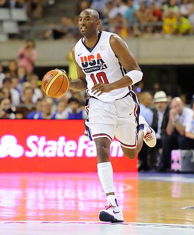 Kobe Bryant                    Foto: Charly Mula