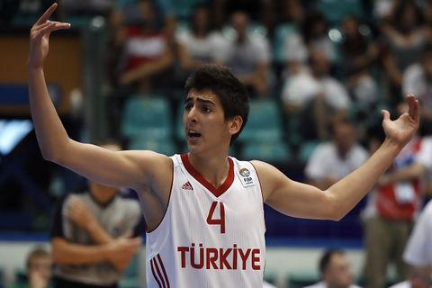 Kenan Sipahi, la gran esperanza de futuro de Turquía (Foto: FIBAEurope)
