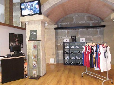 La tienda de Jugones Club, 100% esencia del baloncesto