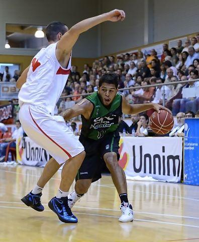Manny Quezada, nuevo jugador del Joventut (Foto: Jordi Montraveta)