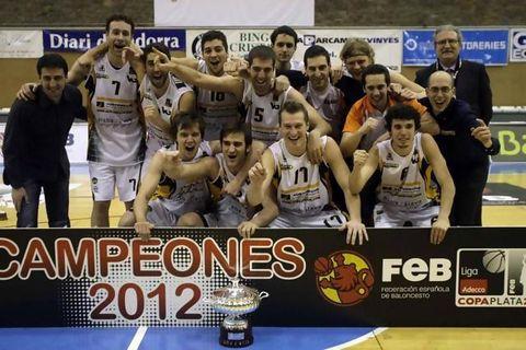 Aurteneche, último Campeón de Copa (foto Pablo Romero)