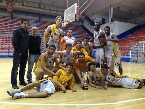Aurteneche estrena la temporada ganando la Euskal Kopa (foto web Araberri)