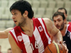 Kostas Papanikolaou es el MVP de esta J6 en la liga griega / Foto: Esake.gr