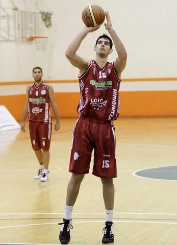 Antonio Pantin, otra vez clave en la victoria de su equipo (foto web ISB)