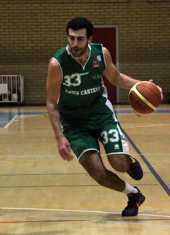 """Luis Maria Parejo """"Parex"""" (foto basquetmaniàtic)"""