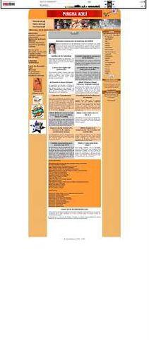 Versión de Solobasket.com en el 2002